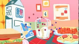 치즈·우유 6초컷 광고 콘테스트 최우수상 - 한현지