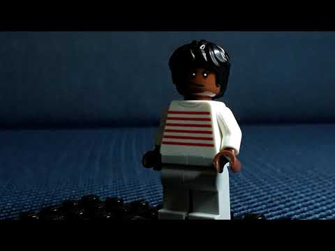 Lego Us movie review and minifigure review