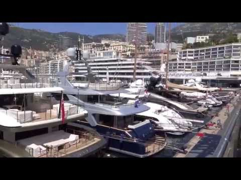 Monaco - Port Hercules HD (2015)