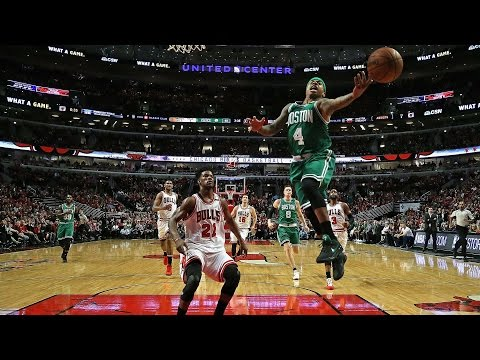 Jimmy Butler and Isaiah Thomas Duel in Chicago   April 23, 2017