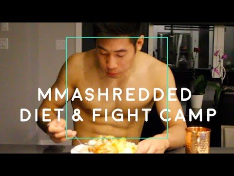 Fight Sparring, Drilling & Diet - Fight Camp Ep 1