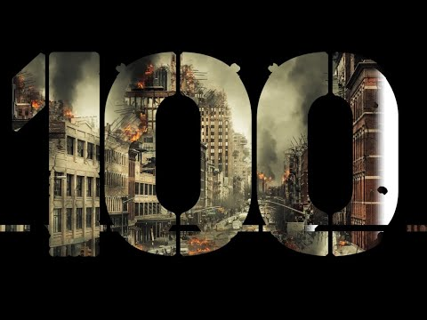 Doomsday Clock Countdown 100 Seconds To?Midnight Explosion [stream starting soon intro ]
