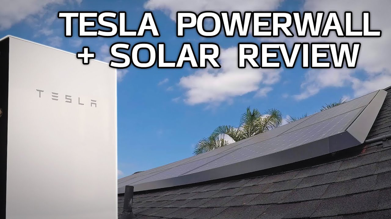 Tesla Powerwall Cost >> The Verdict Tesla Powerwall And Solar Review After 6 Months Youtube
