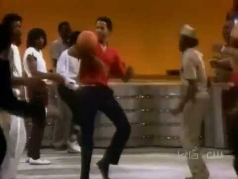 Soul Train Line 1982 (Dazz Band - Let It Whip)
