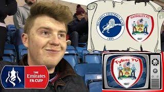 Millwall 4 Barnsley 1 | What A Shambolic Performance! | Matchday Vlog#32