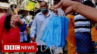 Coronavirus: Mortality Rate In India 'could Be Much Higher'    Bbc News