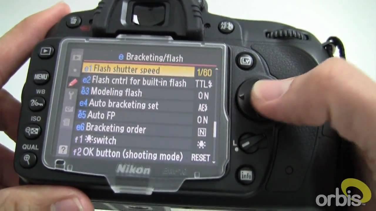 Ring Flash Nikon D