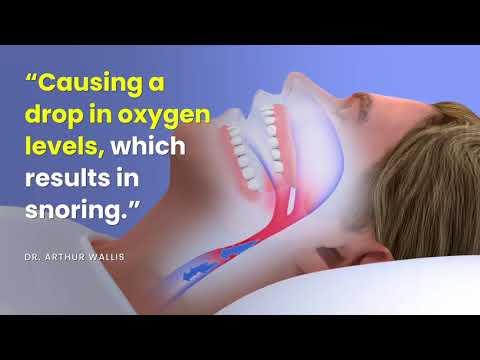 Anti-Snoring Septum