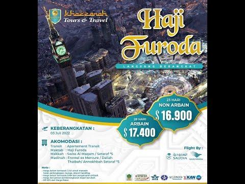 Hai, kembali lagi di info seputar haji part 2! Part 1 - Kenapa Millenials Harus Segera Daftar Haji :.