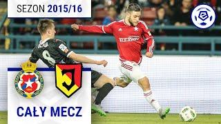 Wisła Kraków - Jagiellonia Białystok [2. połowa] sezon 201516 kolejka 35