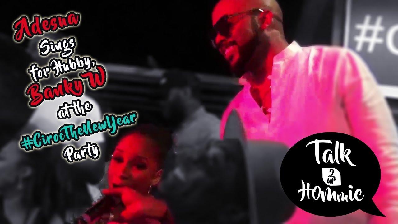 Download How We Party in Lagos... LIT!!!||CIROC Party||Toke Makinwa, Banky W, Adesua Etomi...