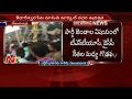 YCP Leaders Protest at Mango Market || Stir Between YCP and TDP || Vijayawada || NTV