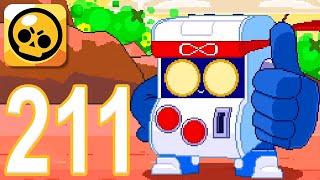 Brawl Stars - Gameplay Walkthrough Part 211 - 8-Bit Minigame (iOS, Android)