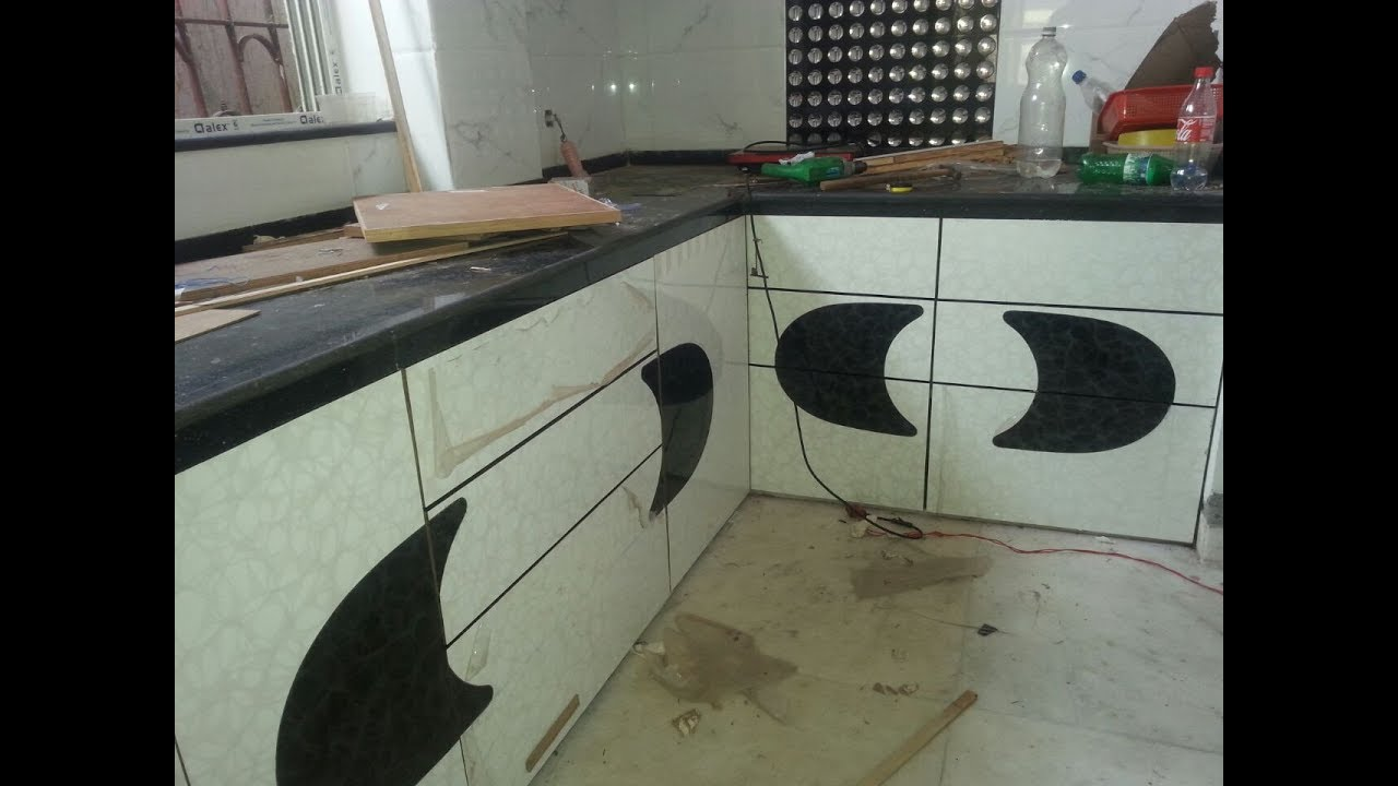 8 X 5 Modular Kitchen Design Price Details L Shape