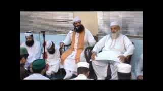 Ikhtitam e Dua e Hizbul Bahr Program 20 August 2012