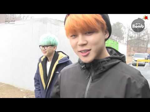 [ENG SUB] Bangtan bomb- Became an archer! SUGA & JIMIN's new challenge for ISAC