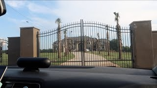 BOOSIE BADAZZ KID'S MEGA MANSION BACKYARD TOUR!!!