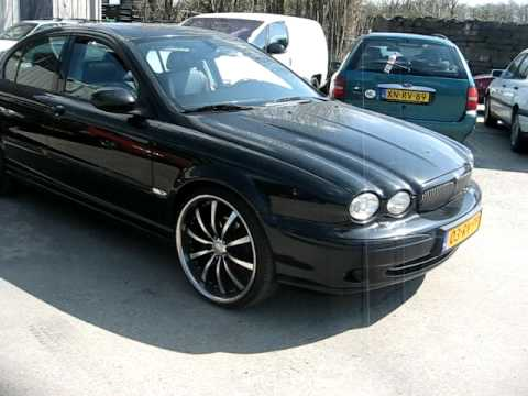 jaguar x type 3 0 v6 4x4 youtube. Black Bedroom Furniture Sets. Home Design Ideas