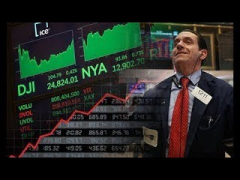 WARNING: Stock Market Crash in 2018 Dow Jones Industrial Ave