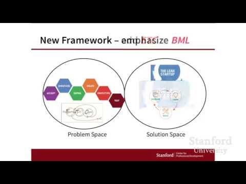 Stanford Webinar - The Design Thinking Hybrid: An Evolution of Innovation