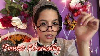 ASMR~ Francis Abernathy Does Your Makeup (The Secret History Series)