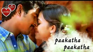 Paakkatha Paakkatha - VVS whatsapp status 30sec tamil love status   LL