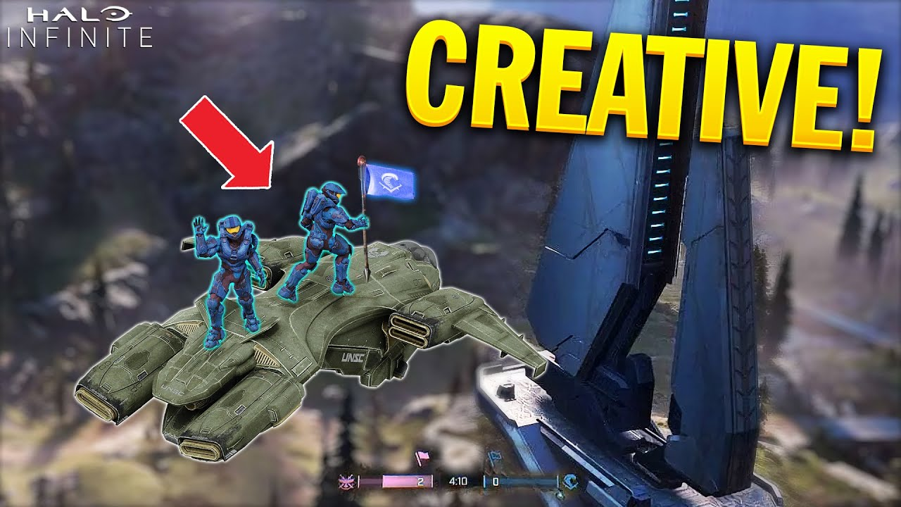 HALO INFINITE WTF & Funny Moments - Halo Infinite BEST MULTIPLAYER HIGHLIGHTS #21