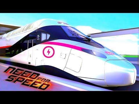 Top 10 Fastest High Speed Trains in Europe 2019