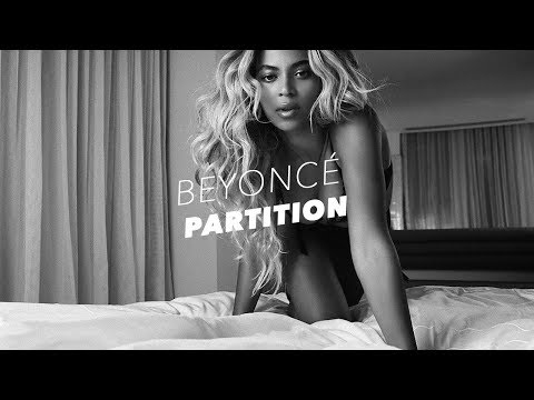 Beyoncé - Yoncé/Partition (Official Lyric Video)