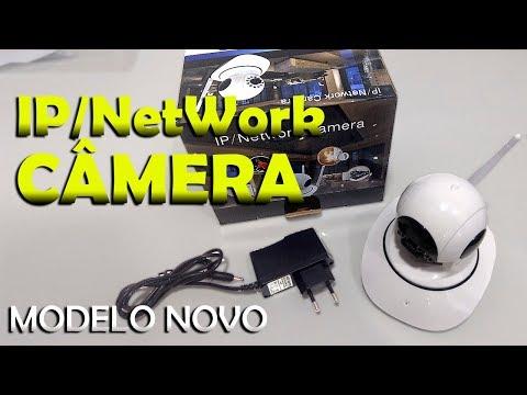 Configurando Câmera Ip Wifi 2018 Modelo Novo L Gyn