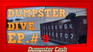 Bed Bath & Beyond Dumpster Dive! Easy Cash Trash Picking & Dumpster Diving!