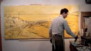 Philip Frey - The Painting Process