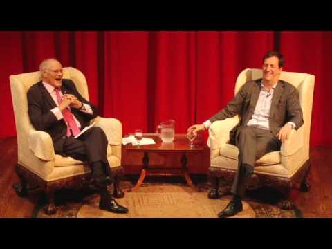 Conversations with The Chancellor: Chancellor Bill Graham with Andrew Coyne