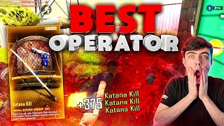 *NEW* KATANA OPERATOR is Absolutely AMAZING in COD Mobile!!