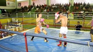3º Campeonato Muay Thai de Bom Despacho - Patolino X Célio