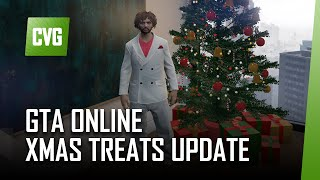 GTA Online: Christmas treats update - GTA 5