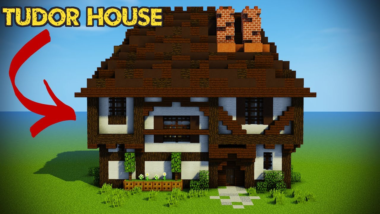 Minecraft: Tudor House Tutorial
