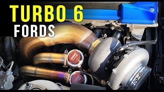 Turbo 6 Fords