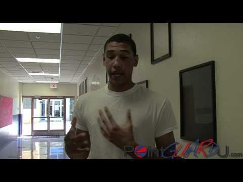 PointGuardU.com: Brandon Ashley Commitment Interview