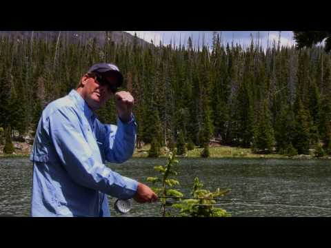 Fly Fishing Colorado The Flat Tops  Part 2