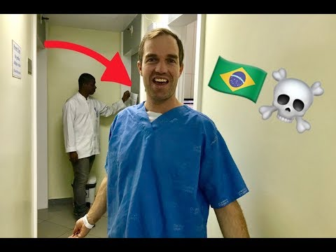 Getting X-Rays in Brazil