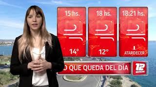 Pronóstico para Madryn - 2 de Agosto