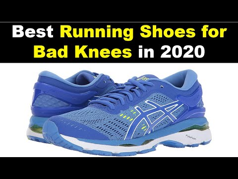 Best Running Shoes for Bad Knees in 2020