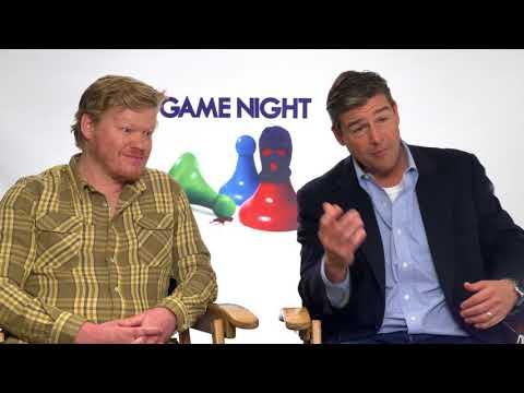Kyle Chandler & Jesse Plemons - Game Night