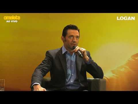 Vimos Logan - LIVE com Hugh Jackman