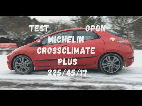 michelin crossclimate plus winter test 2018 2019 test. Black Bedroom Furniture Sets. Home Design Ideas