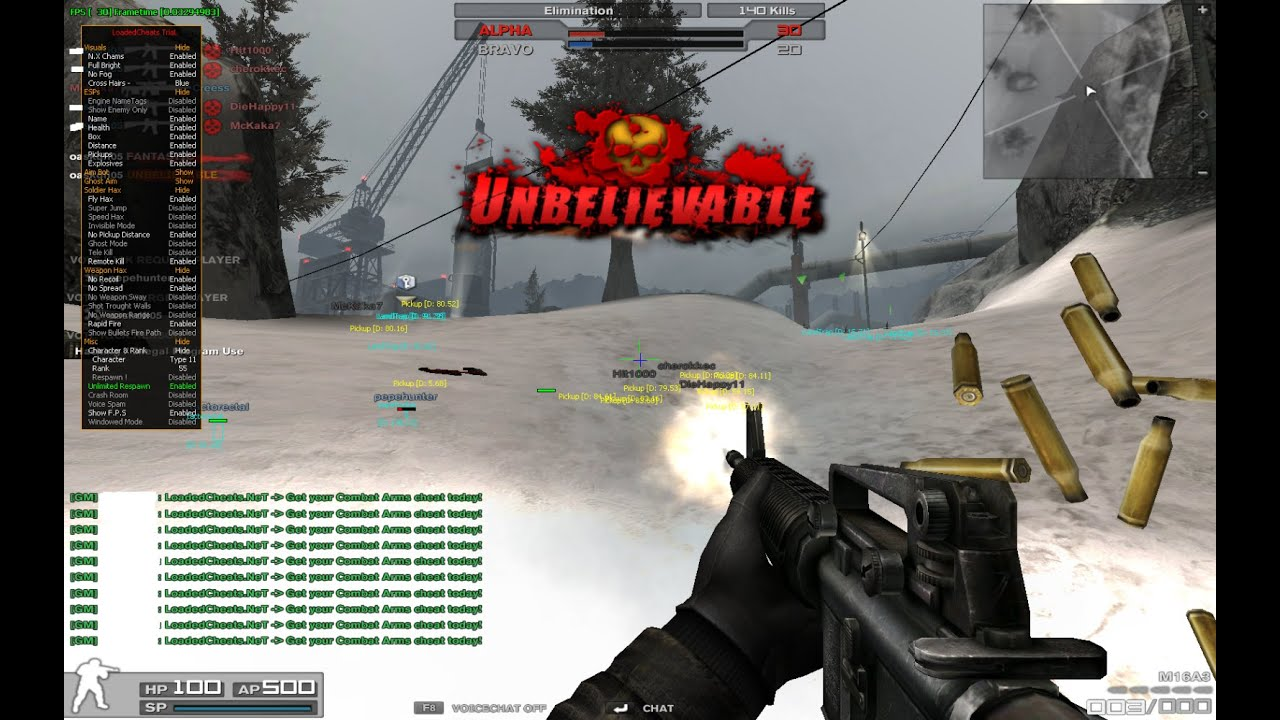 Combat Arms Eu Download