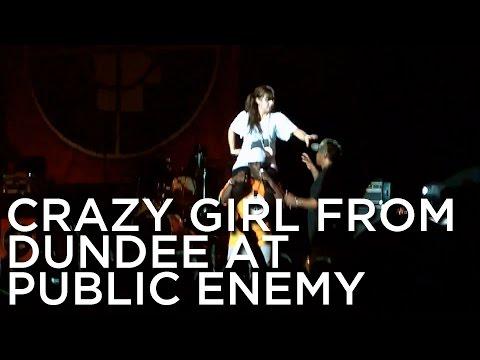 2011-09-06 'Public Enemy @ O2 ABC, Glasgow, UK (Crazy Girl From Dundee)'