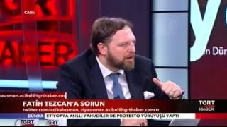 Fatih Tezcan: İran'a göre Türkiye, İran Coğrafyası'ymış!