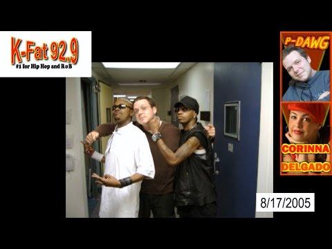 K-Ci & Jojo Interview: KFAT 92.9 8/17/2005 (Jojo tells the world to kiss his @$$)